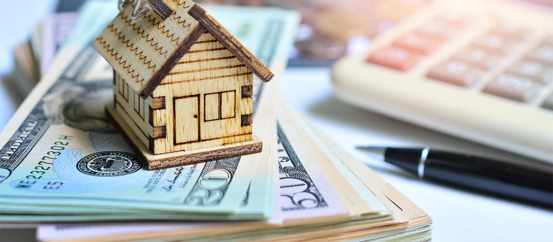 Home appraisal, home price concept